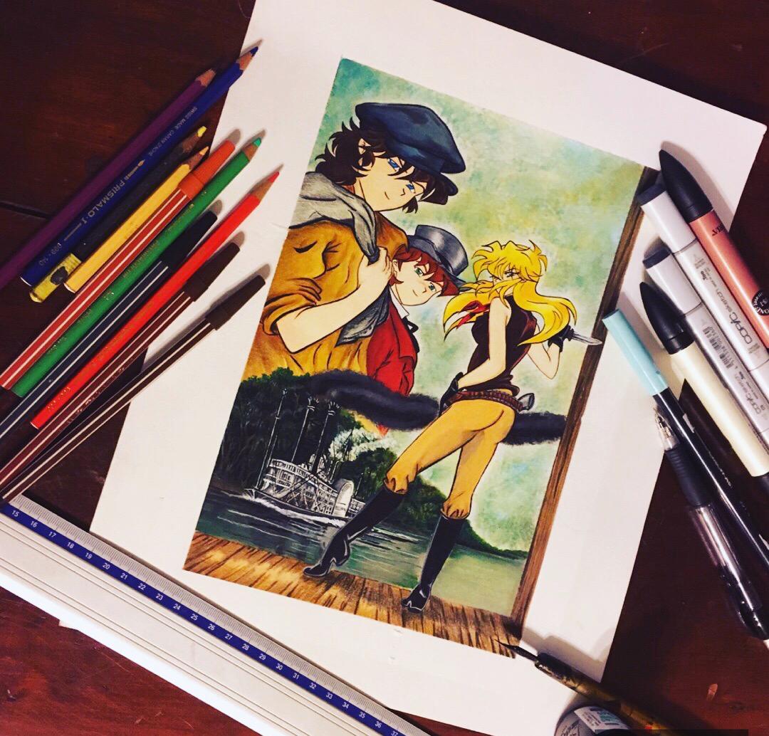 What art supplies do i need to draw manga