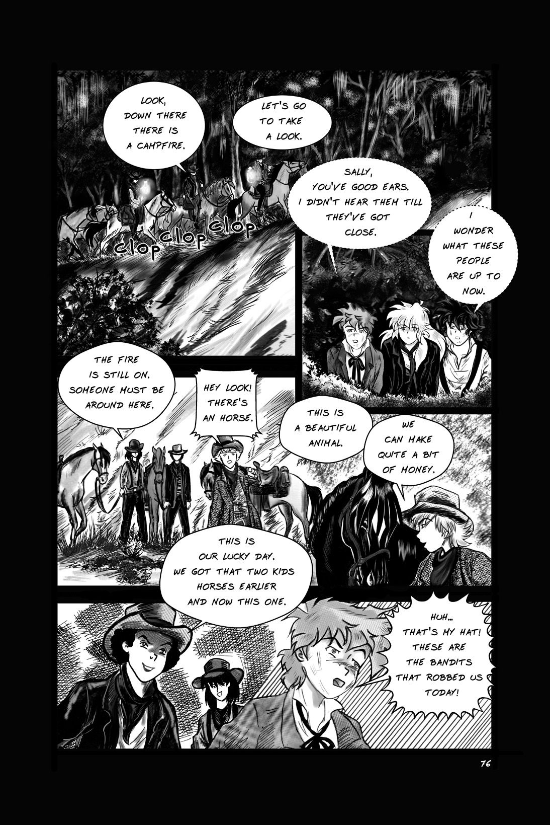 Page76 legends of the west