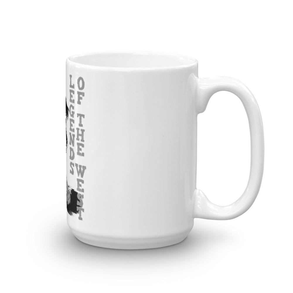 Design Coffee Mug Legends Of The West Graphic Novel Coffe Mug